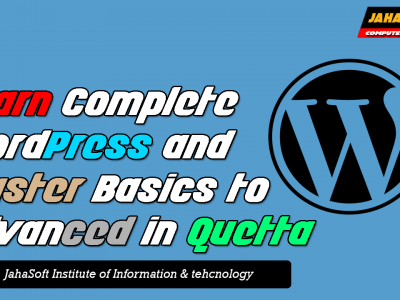Learn Complete WordPress and Master Basics to Advanced in Quetta