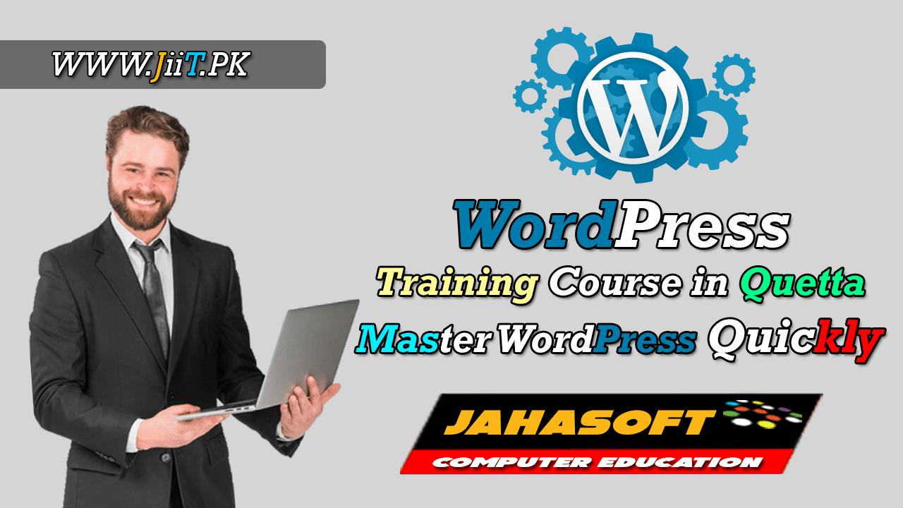 WordPress Training Course in Quetta